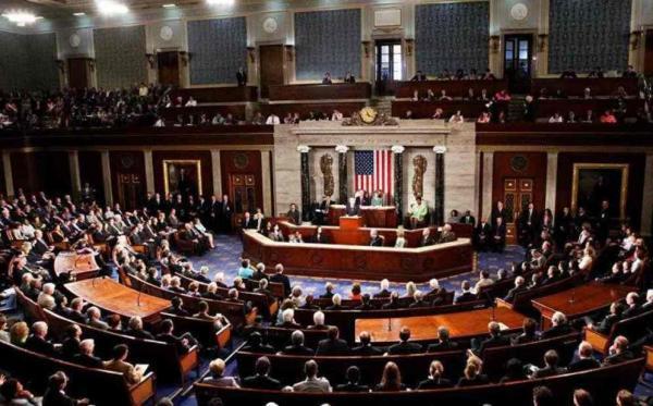 مجلس نمایندگان بند های استیضاح ترامپ را تحویل سنا داد