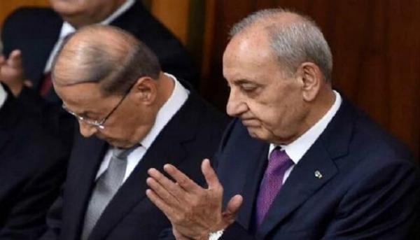 رئیس مجلس لبنان: مشکل از خارج نیست، از خودمان است