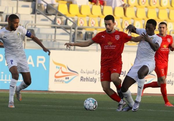 لیگ ستارگان قطر، یازدهمین پیروزی الدحیل در حضور 30 دقیقه ای کریمی
