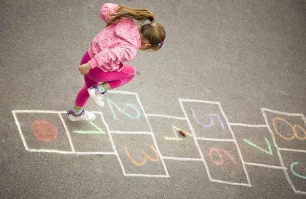 بازی های ورزشی برای بچه ها