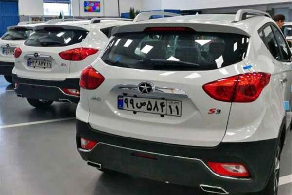 شرایط پیش فروش خودروهای جک J4، S3 و T8 اعلام شد