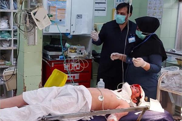 خبرنگاران شمار آسیب دیدگان مراسم چهارشنبه سوری در اردبیل به 27 نفر رسید