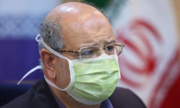 خبرنگاران زالی: شرایط کرونا در تهران نارنجی است
