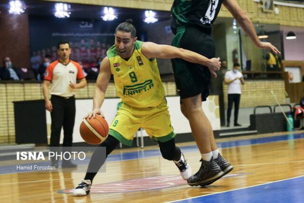 دومین باخت مهرام در لیگ بسکتبال رقم خورد