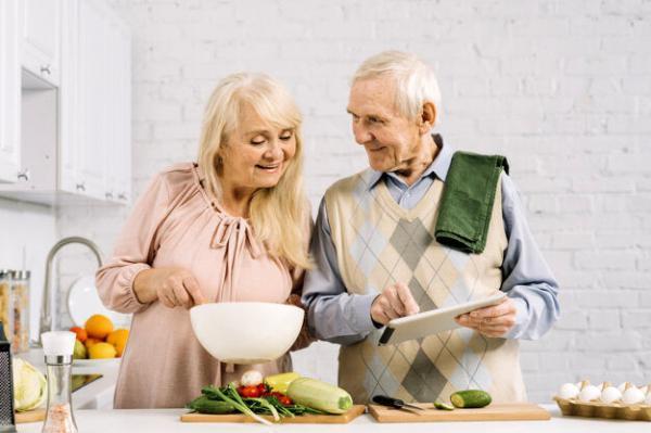 کار منزل موجب عظیم شدن مغز سالمندان می گردد