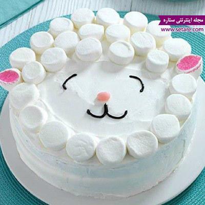 طرز تهیه کیک عید قربان (کیک عروسکی ویژه عید قربان)