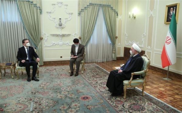 فضای جدیدی برای تعاملات مالی ایران با دنیا ایجاد خواهد شد