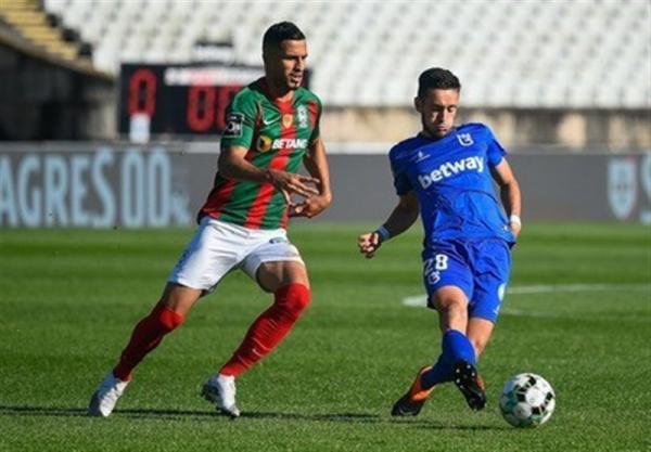 لیگ برتر پرتغال، 3 امتیاز ارزشمند ماریتیمو با گلزنی علیپور
