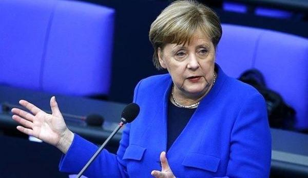 مرکل خواهان شکل گیری توافق تجاری جدید بین اروپا و آمریکا شد، درخواست آلمان از آمریکا برای ایستادگی در مقابل چین و روسیه در کنار اروپا
