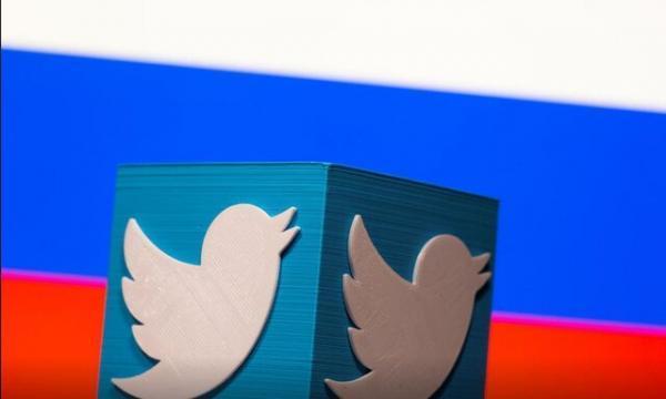 جریمه دوباره روسیه برای توییتر