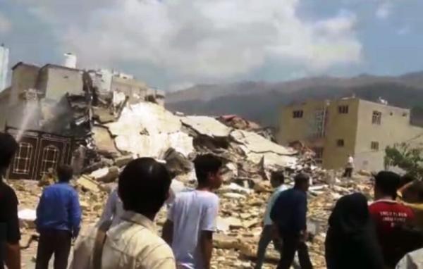 خبرنگاران مقصران حادثه انفجار منزل مسکونی در جهرم تعیین شدند