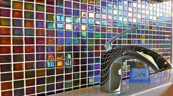 کاشی های شیشه ای نانویی با پوشش تزئینی نانومتری به بازار رسید