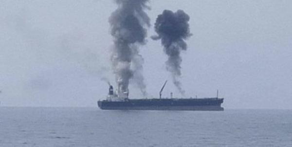 یک نفتکش در ساحل سوریه دچار حادثه شد