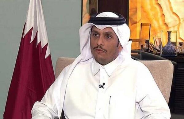 نظر منفی قطر نسبت به ازسرگیری روابط با سوریه