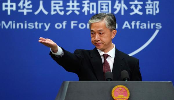 انتقاد شدید چین از سفر سناتور های آمریکایی به تایوان