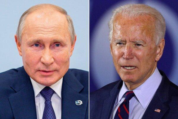 بایدن از ملاقات با پوتین در ژنو اطلاع داد، بهانه ابزاری حقوق بشر