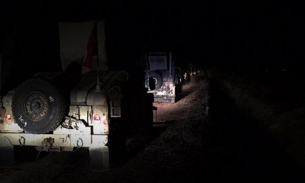 کشته شدن 4 نظامی عراقی با 2 عملیات داعش در دیالی