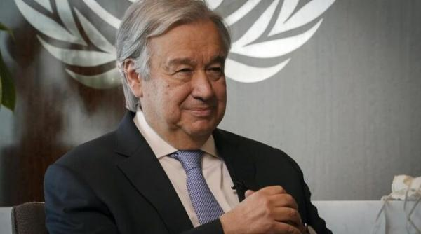 انتصاب مجدد گوترش به اسم دبیرکل سازمان ملل