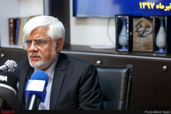 تسلیت محمدرضا عارف در پی درگذشت خبرنگاران در حادثه واژگونی اتوبوس