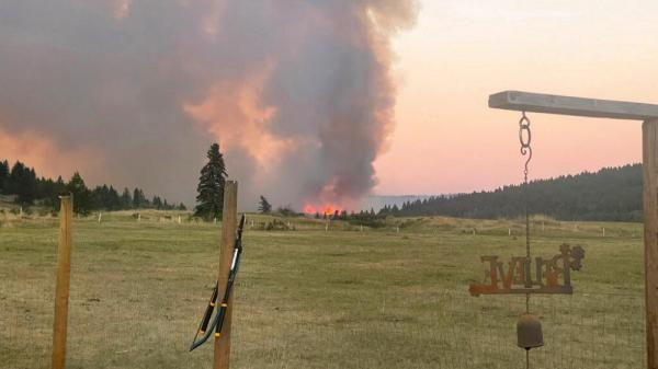 موج گرما و آتش سوزی در کانادا؛ 719 مرگ غیرمنتظره در یک استان رخ داد