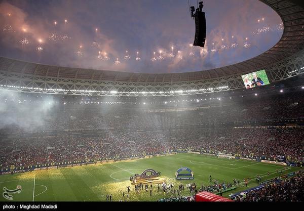 امیر قطر: از تجربه پیروز روسیه در جام جهانی 2022 بهره می بریم