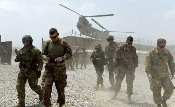 شکست سنگین آمریکا در افغانستان با 2300 کشته