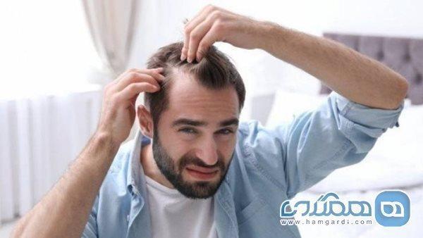 علامتی در سر که نشان دهنده احتمال ابتلای مردان به سرطان است