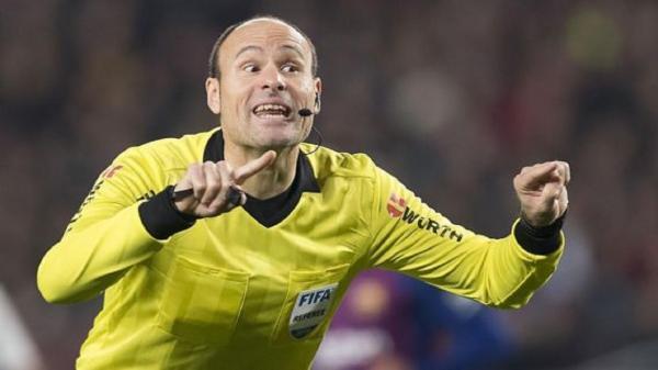 داور بازی فینال لیگ قهرمانان اروپا تعیین شد