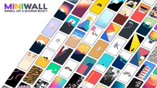 دانلود برنامه MiniWall Wallpapers 1.0.3؛ مجموعه والپیپر های زیبا و رنگارنگ اندروید