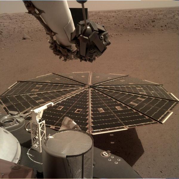 طراحی سایت: بیش از 1000 روز حضور اینسایت در مریخ