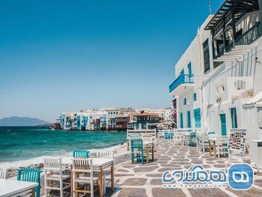 تور یونان: کارهایی که می توانید در جزیره میکونوس یونان انجام دهید